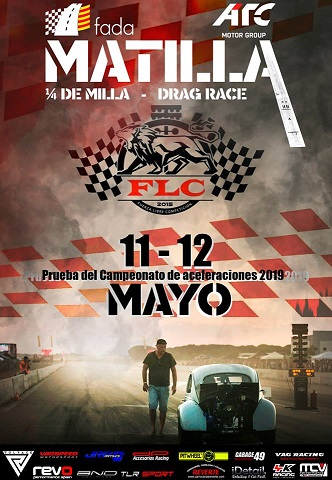 HPT #ARTICLE10 Drag racing championship SPAIN