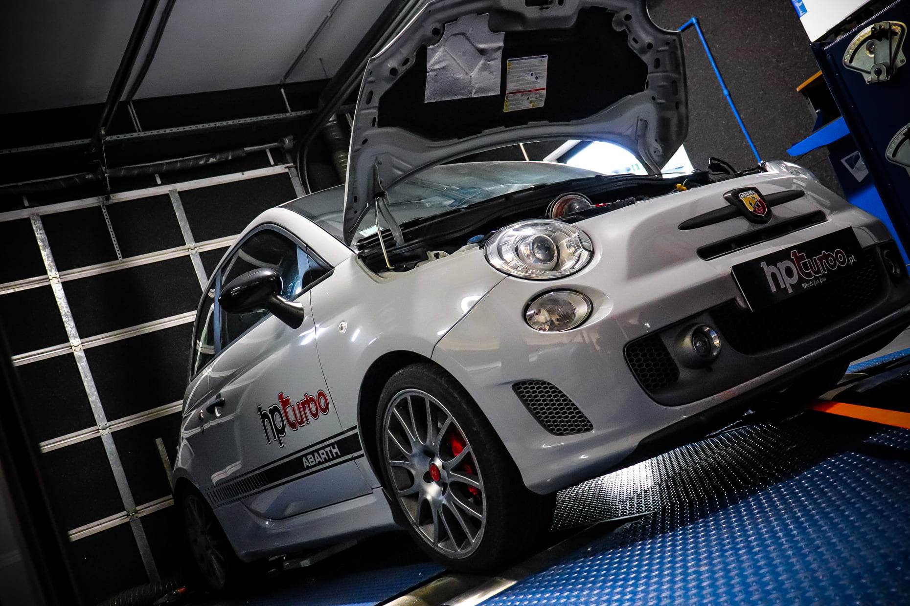 HPT #ARTICLE31 Upgrade 595 COMPETIZIONE Abarth 1.4 Original 180HP T-Jet 📈 Power 256.6 HP Torque 350 NM