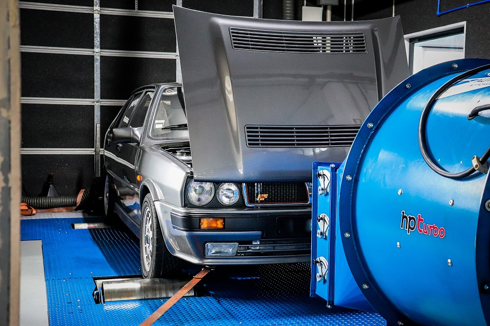 HPT #ARTICLE38 Lancia Delta I 1.6 HF Turbo 📈 Final Measurement » 165 hp / 228,6 Nm